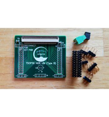 TSOP56 NOR UNI (Type B) Adapter